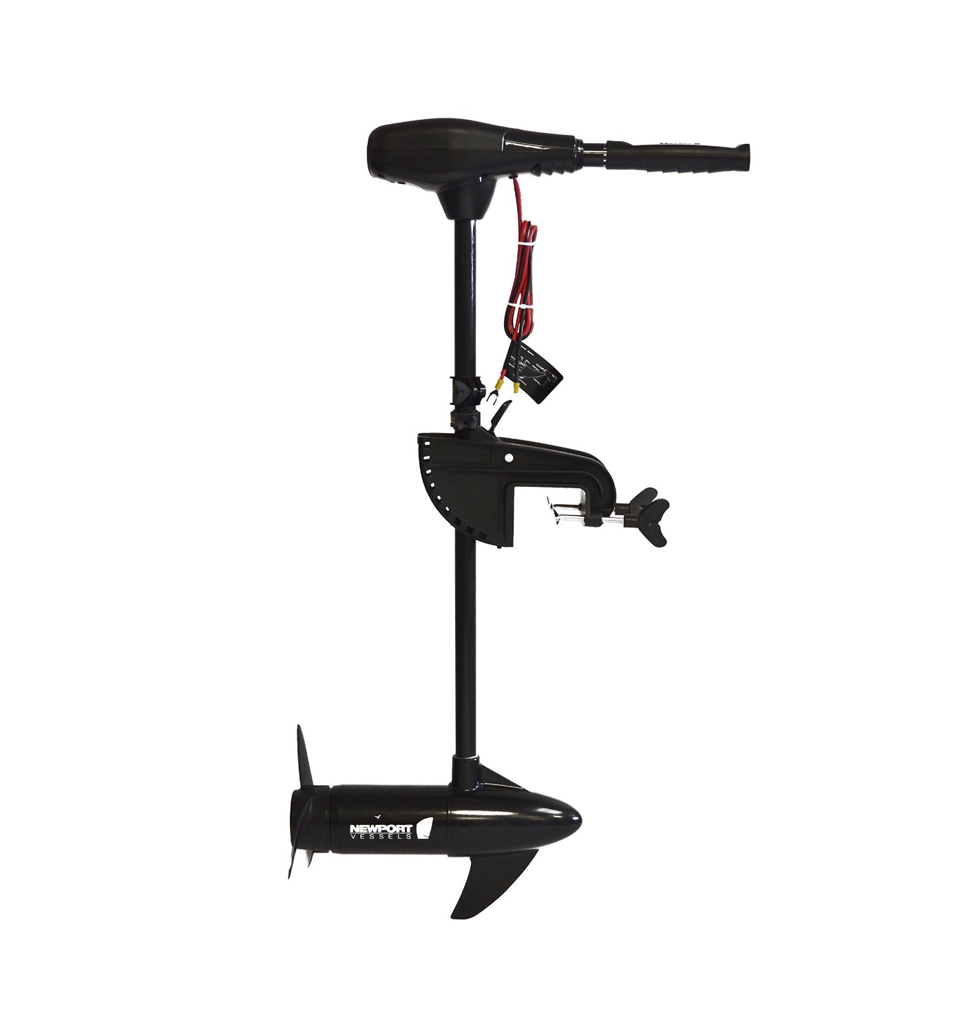 Newport Vessels 55 Pound Thrust 8 Speed - 2nd Best Trolling Motor