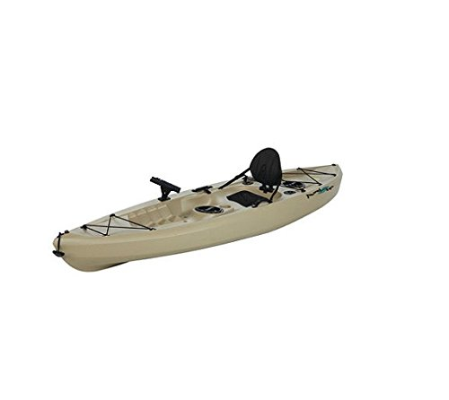 Lifetime Muskie Angler Sit-On-Top Kayak with Paddle - 4th Best Fishing Kayak