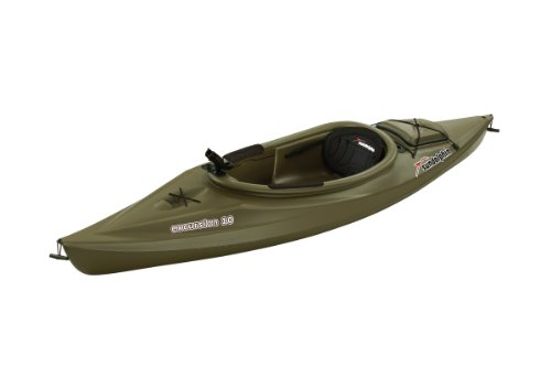 Sun Dolphin Excursion Sit-in Fishing Kayak - 5th Best Fishing Kayak
