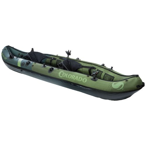 Sevylor Coleman Colorado - Best Fishing Kayak