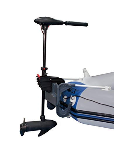 Intex Trolling Motor - 2nd Best Transom Mount Trolling Motor