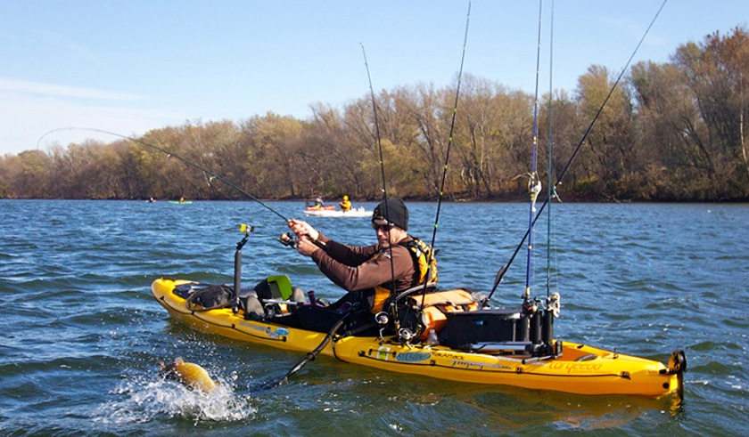 how to choose a fishing kayak justgofish
